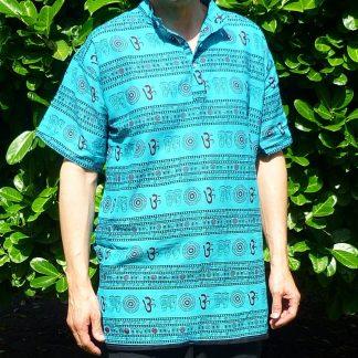 Camisa hombre tipo kurta