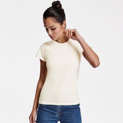 camiseta yoga algodón orgánico