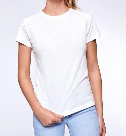 camiseta yoga algodón orgçanico