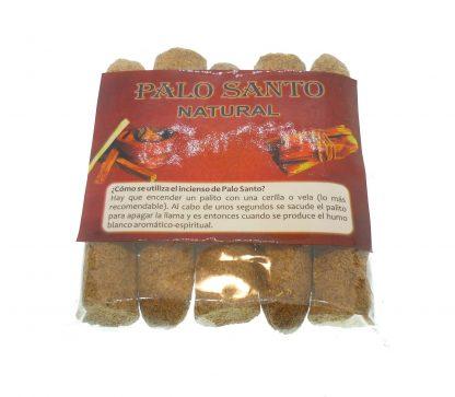 paquete de conos de palo santo
