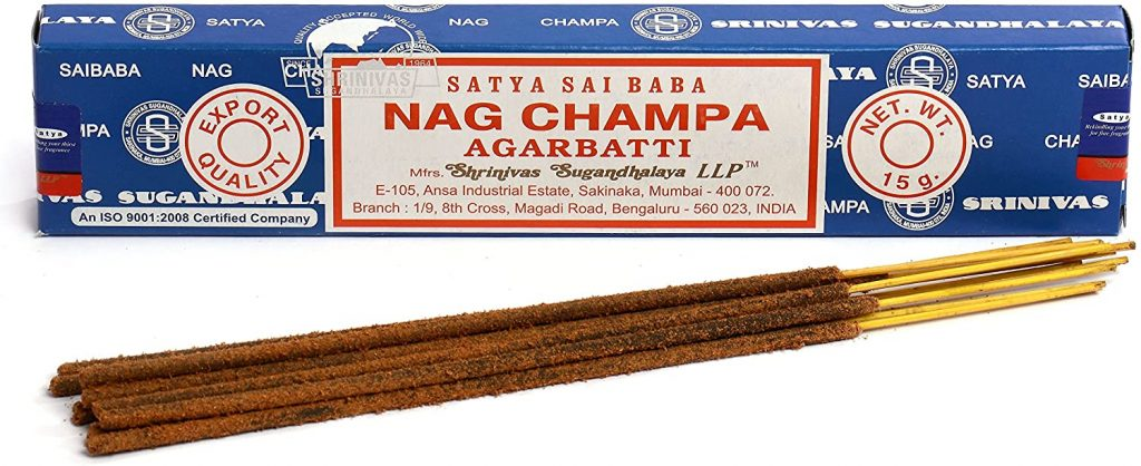 Incienso Nag Champa