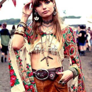 Ropa hippie (moda hippie)